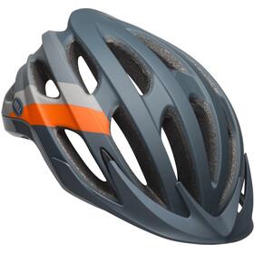 Bell Drifter Cykelhjelm, thunder matte/gloss slate/dark gray/orange